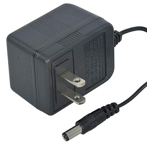 Jameco Reliapro DBU060050-2.5 Unregulated Linear AC-DC Wall Adapter 6 VDC ()