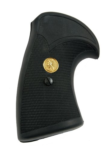 Pachmayr Signature Grips for Colt Lawman MKIII Trooper MKIII