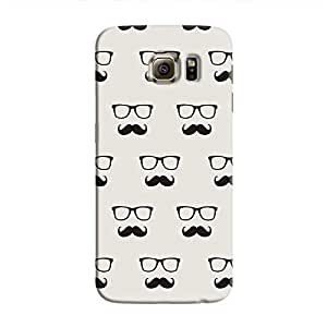 Cover It Up - Hipster Stickers Galaxy Note EdgeHard Case