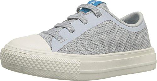 Kids Footwear (People Footwear Unisex Phillips (Toddler/Little Kid) Skyline Grey/Picket White Sneaker 13 Little Kid Medium)