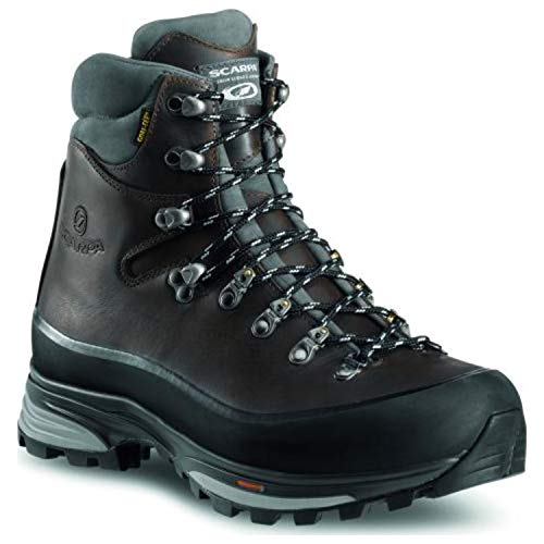 (Scarpa Men's Kinesis Pro Gtx Hiking Boot,Ebony,47 EU/13 M US)