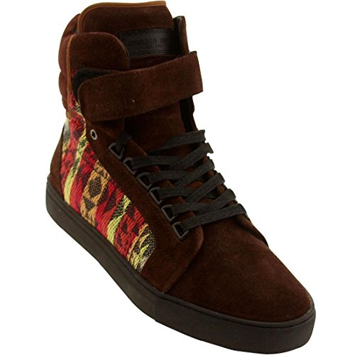 Android Homme Men's Propulsion High 1.5 Tribal (brown)-12.0