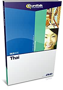 EuroTalk Interactive - Talk More! Thai; an interactive language learning DVD for beginners+ [Interactive DVD]