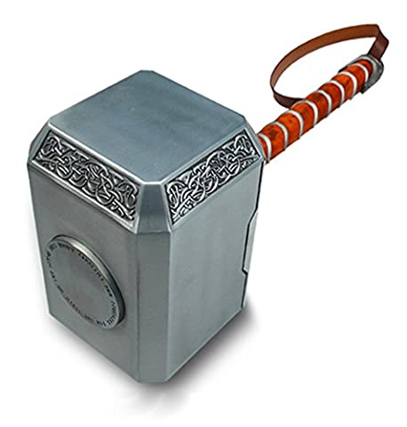 Gmasking 2016 Aluminum Thor Solid Hammer Full Size Exclusive Props