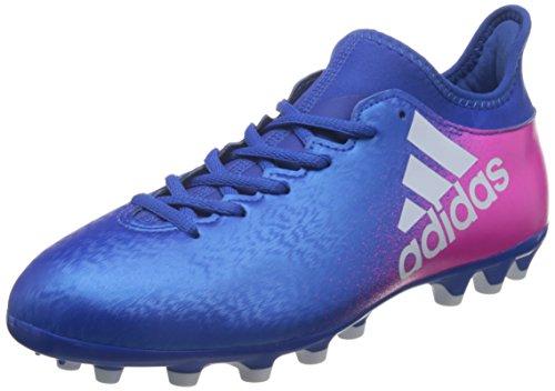 Para Pink Azul 16 Fútbol X De blue Ftwr 3 Adidas Botas Ag White Hombre Shock A605q