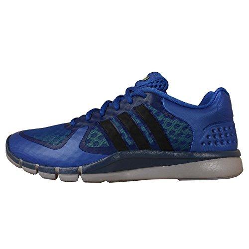 Adidas Men's Adipure 360.2 CC M, BLUE/BLACK/GREEN, 8.5 M US