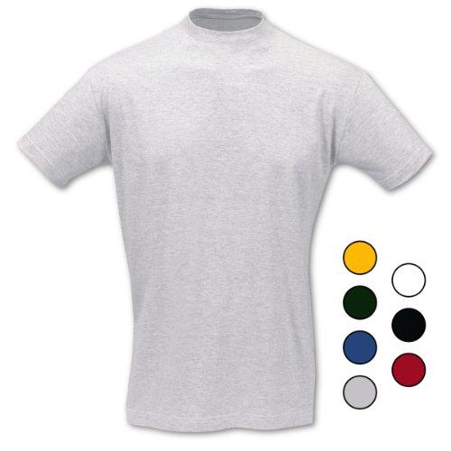 Sol's Imperial T-Shirt 11500, Größe 5XL, ash Sol's Imperial 5XL,Ash