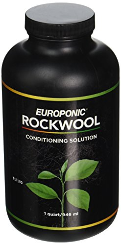 HydroDynamics Rockwool Conditioning Solution, 1 Quart