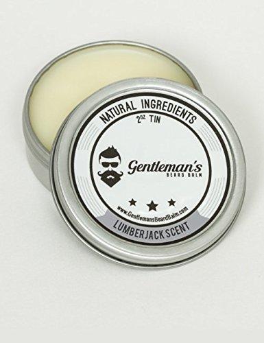 Beard Balm Lumberjack Scented Conditioner