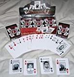 FBI Most Wanted Playing Cards - World's Most Wanted