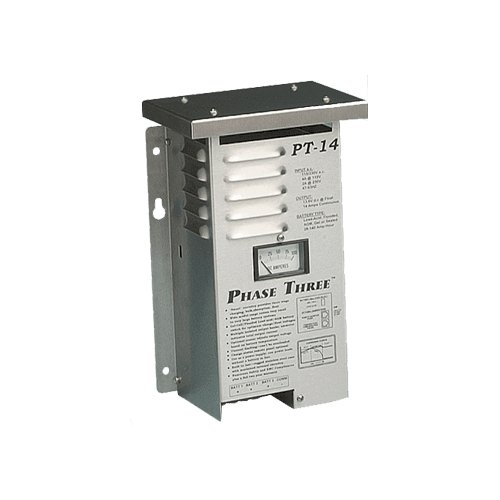 NEWMAR Three Phase 14A, 12V Battery Charger / NMR-PT-14W /