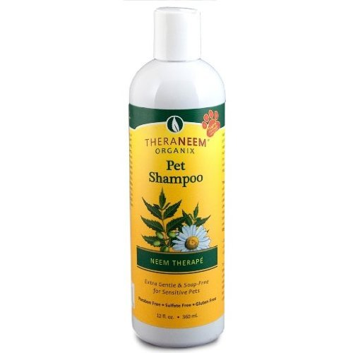 TheraNeem Pet Shampoo-12 oz Brand: TheraNeem/Organix-South Inc.