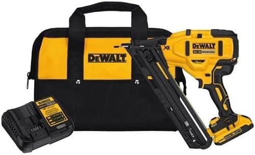DEWALT DCN650D1 Cordless Nailer Kit