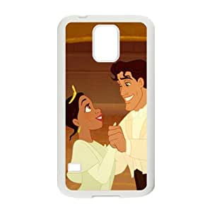 Happy Aladdin Magic Lamp Cell Phone Case for Samsung Galaxy S5