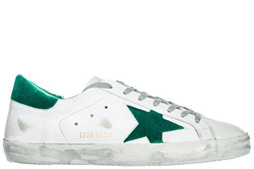 Golden Goose Herresko Herre Sko Sneakers Superstar Hvid CSsx8Mob