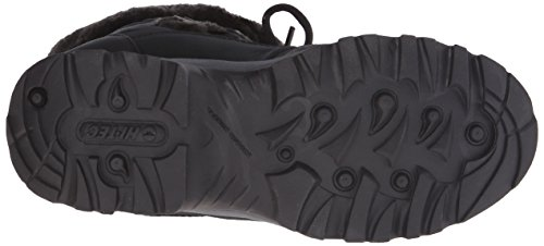 Moritz Snow Black Women's Tec Hi Lite St Waterproof I Charcoal 200 Boot t1wv4qxg