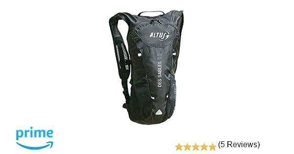 ALTUS Des Sables 10 - Mochila, Unisex, Color Negro, Talla única: Amazon.es: Deportes y aire libre