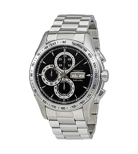 Hamilton Lord Hamilton Black Dial Automatic Chronograph Mens Watch H32816131