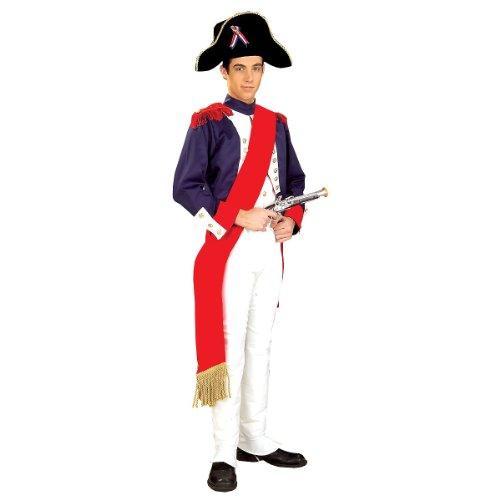 Deluxe Napoleon Hat (Deluxe Napoleon Adult Costume - X-Large)