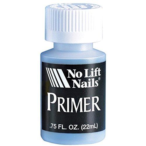 No Lift Nails Aryclic Nail Primer Prepares The nail for Maximum Adhesion of Acrylics or UV Gels.- Size