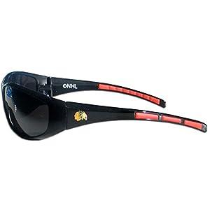 NHL Chicago Blackhawks 3 Dot Sunglasses