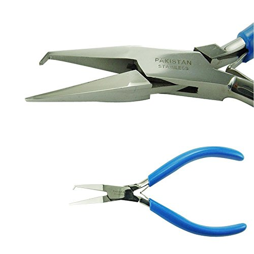 - Mazbot Prong Closing and  Stone Setting Pliers