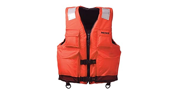 Kent Elite Commercial 2XL//4XL Life Jacket Vest