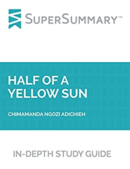 Amazon study guide half of a yellow sun by chimamanda ngozi study guide half of a yellow sun by chimamanda ngozi adichie supersummary by fandeluxe Choice Image