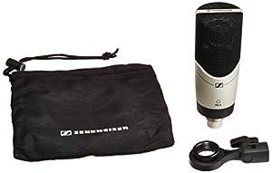 sennheiser mk4 large diaphragm studio microphone musical instruments. Black Bedroom Furniture Sets. Home Design Ideas
