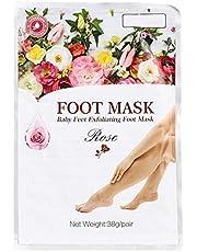 Mascarilla para pies - Hidratante Cuidado de los pies Exfoliante mascarilla exfoliante Nutriente Eliminar la piel muerta 38 g