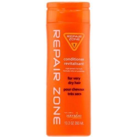 Hayashi Repair Zone Conditioner Revitalisant - For Very Dry Hair - 13.3 oz