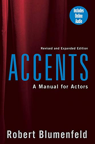 Accents: A Manual for Actors- Revised and Expanded Edition (Accent Movie)