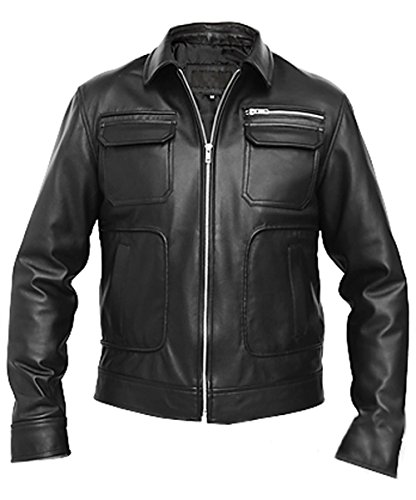 Apollo Brando Bomber Jacket Classic Synthetic Leather 5p85wq
