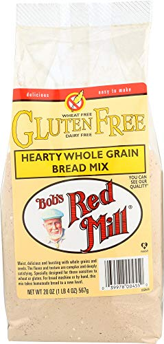 (StarSun Depot Gluten Free Hearty Whole Grain Bread Mix, 20 Oz (1 Item only))