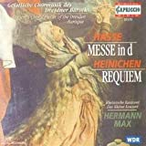 Messe In D J.D. Heinichen;Requiem