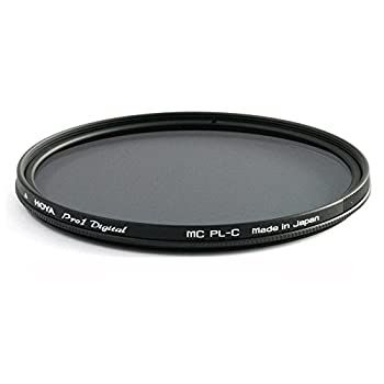 Hoya Digital Pro1 58mm Circular Polarizer Filter [Camera] 0
