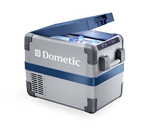 Dometic CFX-28US Blue; Gray CFX28 Portable Electric Cooler Refrigertor/Freezer (0.9 Cubic feet)