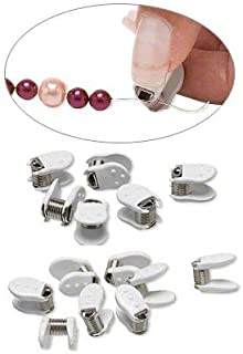 Bead Bug Clips Comfort Grip for Beading (Set of 14)