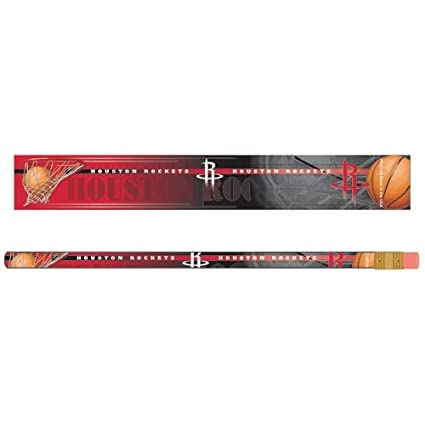 6 Pack Wincraft NBA Pencil