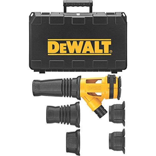 DEWALT DWH053KR Large Hammer Chipping Dust Extraction System (Renewed)
