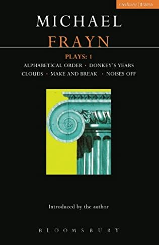 book cover of Frayn Plays: 1