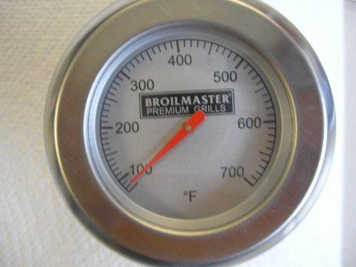 BroilMaster Heat Indicator Tempeture Gauge Fits All Models DPP119