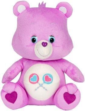 Care Bears 11 Inch Plush Share Bear (Orange Care Bear)