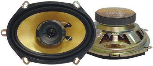 Pyramid 572GS 5-Inch x 7-Inch 160-Watts 2-Way Speakers - 18 Sound Speaker 8 Inch