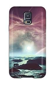 Galaxy S5 Case Cover Alien Landscape Case - Eco-friendly Packaging