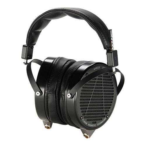 AUDEZE-LCD-X-Reference-Level-Planar-Magnetic-Headphones-with-Travel-Case-5Hz-20kHz-Frequency-Response-20Ohms-Anodized-Aluminum-and-Lambskin-Leather