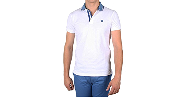 Alvaro Moreno, Polo Venezia, color Blanco: Amazon.es: Ropa