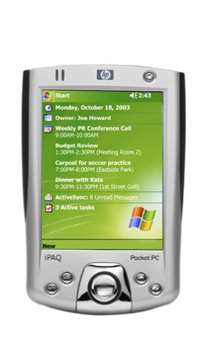 HP iPAQ 2215 Pocket PC by HP