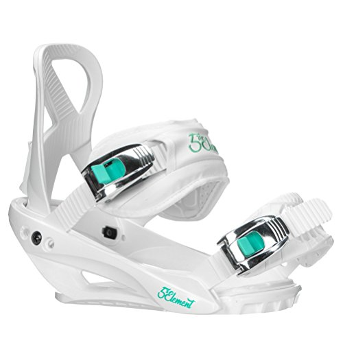 5th Element Layla Womens Snowboard Bindings - Small