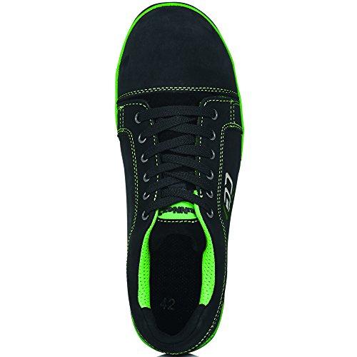 """Runnex zapatos de seguridad S3 """" 5344 pulgada Sport Star ESD deportivo y ligero, colour negro, Negro, 5344"""